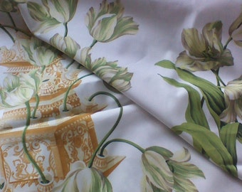 "Schumacher ""Tulipiers"" fabric"