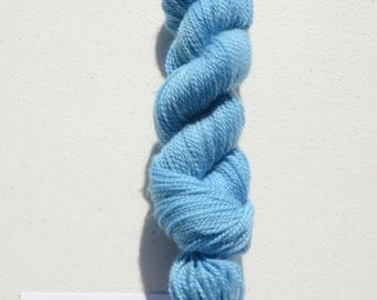 Georgia Blue Mini Skein Sock Yarn