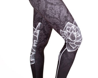 Lotus Yoga Legging