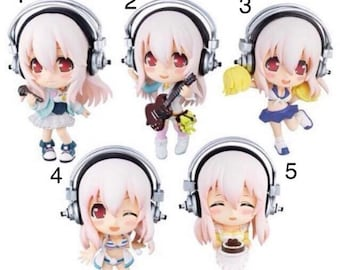 PREORDER - Custom Decoden Super Sonico inspired phone case for iPhone 4/4s, 5, 6 6 Plus samsung galaxy and more
