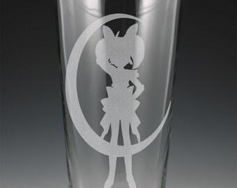 Sailor Chibi Moon Pint Glass
