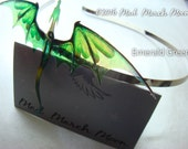 Dragon Headband iridescent Dragon Alice Band various colours available