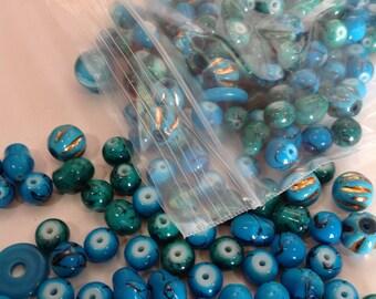 DESTASH, OODLES of Beads
