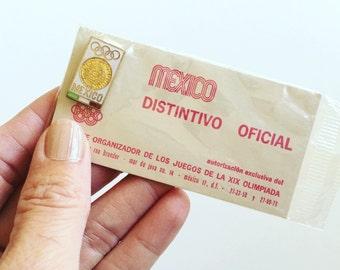 Vintage Olympic Memorabilia / Mexico / 1968 / Lance Wyman