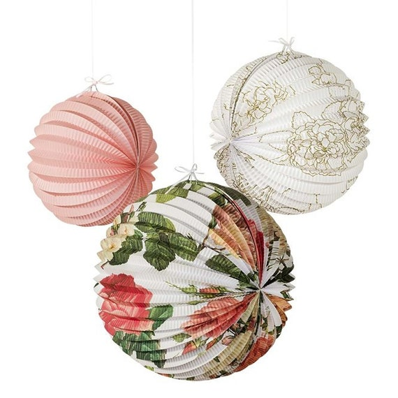 Paper Lanterns Wedding Decoration Ideas: Paper Lanterns Rustic Wedding Decorations Floral Chinese