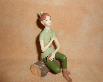 Wilton 1972-Still In Bag-Peter Pan Cake Topper