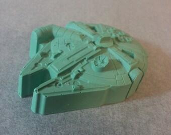Millenium Falcon Soap