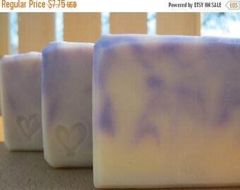 Mothers Day Sale Black Raspberry Vanilla handmade soap, Artisan hand made soap, Raspberry Vanilla soap