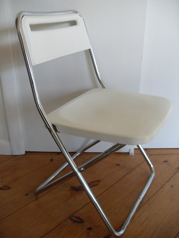 Vintage Mid Century COSCO Folding Side Chairs