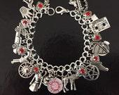 Supernatural Charm Bracelet, The Road So Far
