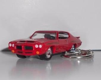 1971 Pontiac GTO Judge Key Chain