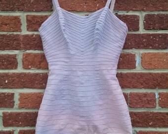 20% OFF Original Rose Marie Reid Malliot Swimsuit S Lavender Pink