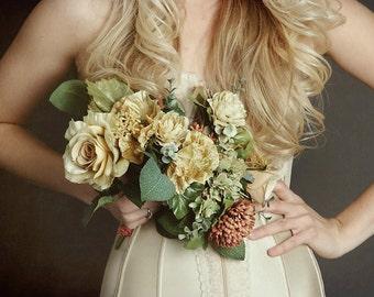 Silk Floral Bouquet 3