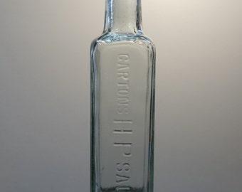 Antique Bottle Gartons HP Sauce