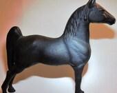 SALE 30 Cast Iron Black Beauty Horse Bank