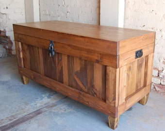 Hope Chest/ Trunk/ Bench/ Entryway/ End of the Bed/ Wedding/ Housewarming Gift