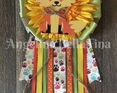 NEW Woodland Animals Themed Mommy To Be Corsage