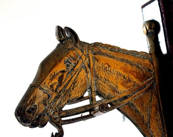 bronze horse chime