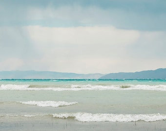 Bear Lake Storm-  Landscape Utah Photography  10x20