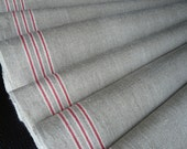 Vintage linen/flax Mangle cloth large piece of 50cm x 92cm or 0.54yards x 1.0 yards in new condition