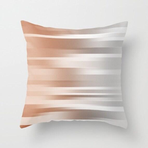 gray sofa orange pillows - photo #25
