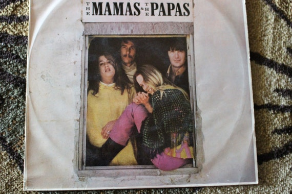 David Jones Personal Collection Record Album - The Mamas & The Papas