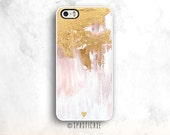 White and Gold iPhone 6S Case, iPhone 6 Case, iPhone 5 Case, Gold Texture iPhone 6 Case , iPhone 6 Plus Case, Gold iPhone Case, iPhone 5C