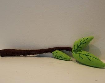 Tree Branch Snuggler Nursery Decor