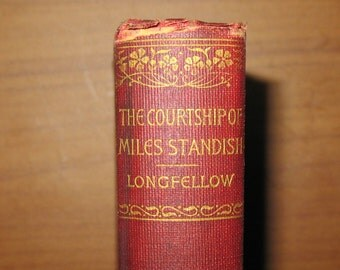 an introduction to the courtship of miles standish by henry wadsworth longfellow For example, the courtship of miles standish by henry wadsworth  woman  behind little women by harriet reisen (b alcott)in biography.