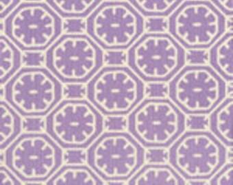 "Quadrille Alan Campbell China Seas ""Ceylon Batik Reverse"" Drapery Panels"