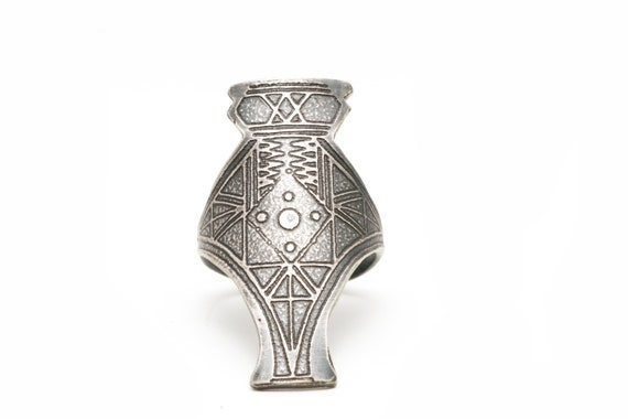 Armored Talisman Ring I, armor ring, shield ring, warrior ring