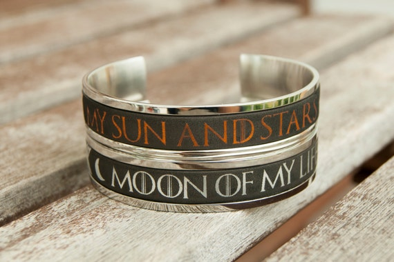 Game of Thrones Cuff Bracelets
