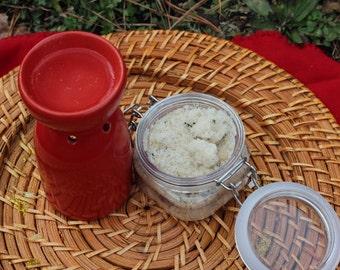 Vanilla n' Honey Facial Scrub | Vanilla Scrub | Spa Gift | Gift for Her