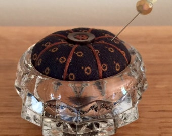 Salt Cellar Pincushion
