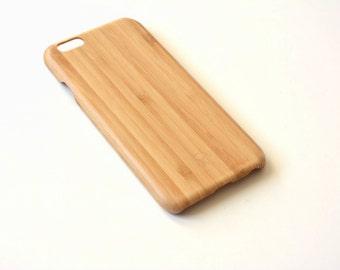 Bamboo Wood Iphone 6/6plus Case