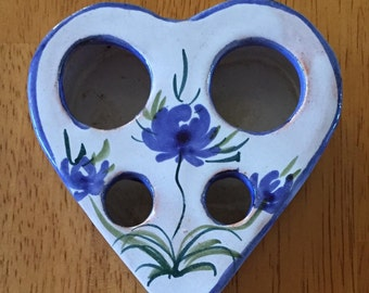 Flower Frog Made in England...Free Shipping...20% Off Coupon...TAKE20
