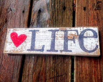 Love Life - White/Gray