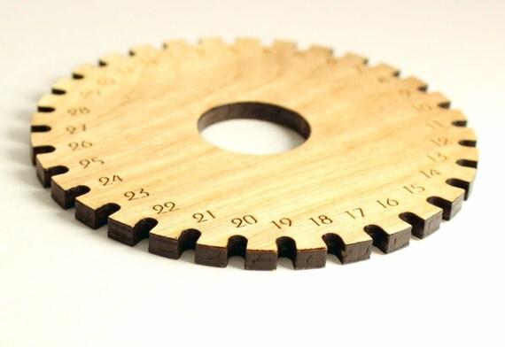 Gratiot Lake Basket Weaving Supplies : Kumihimo braiding supply wood tool small