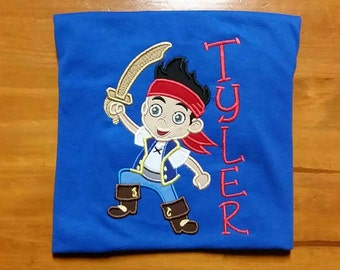 Jake and The Neverland Pirates Shirt