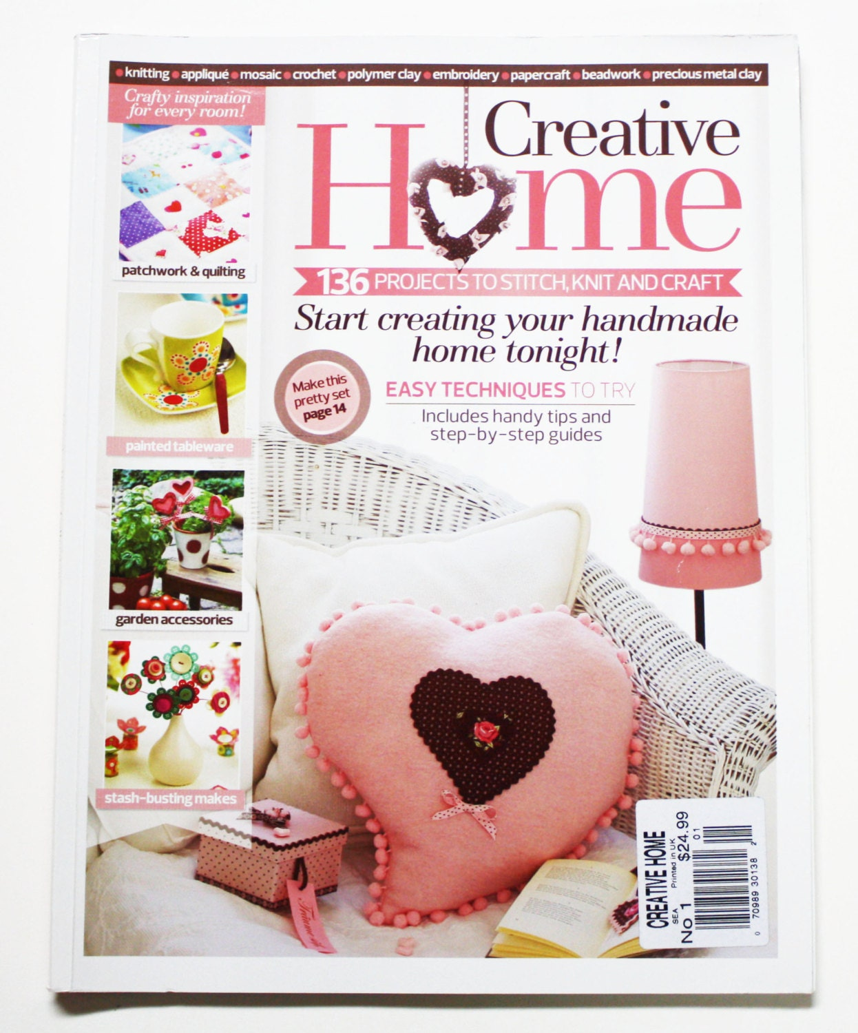 Creative Home Magazine Uk Creative Home Vintage Magazines