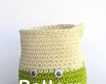 BEAKER  AMIGURUMI Pattern/ Crochet Pattern/ Chemistry Instruments