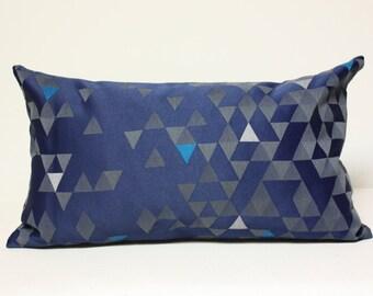 Equation lumbar pillow cover