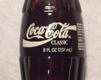 Coca Cola 1993 full Coke bottle