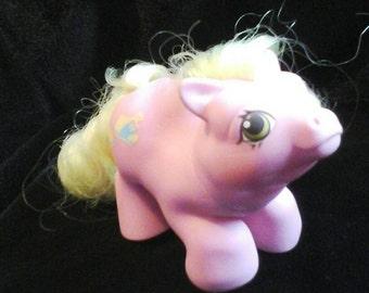 Rare My Little Pony Newborn Baby 1987