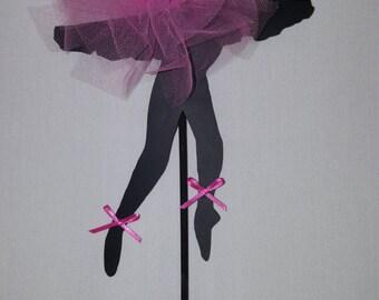 Ballerina Sillhouette