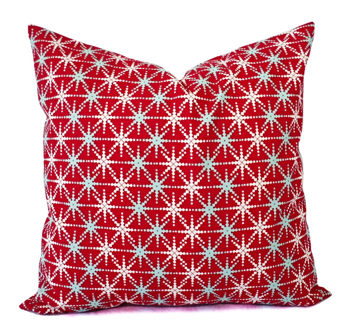 Christmas Pillows Red And White Pillow Cover Holiday