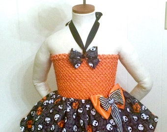 NightmareTutu Perfect for: halloween, outfit of choice, photo shoot, pageant wear, ooc tutu, halloween costume