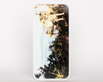 Cape Kiwanda in Oregon by Adventure Case for iPhone 5, 5s, 6, 6 plus, 6s, 6s plus, SE offered as a white or black rubber case