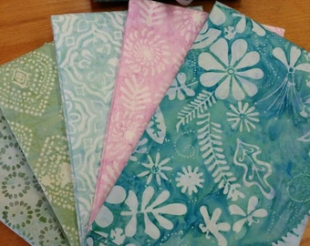 Brand New Moda Fat Quarter Bundle Kate Spain Latitude Batiks!
