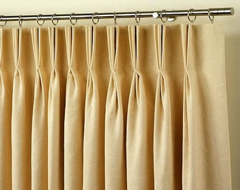 Pinch Pleated Draperies, Pinch Pleated Curtains, Pinch Pleated Panels, Pinch  Pleats, Pinch